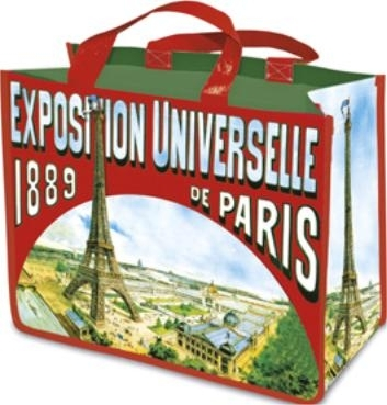 Tasche *EXPOSITION UNIVERSELLE*