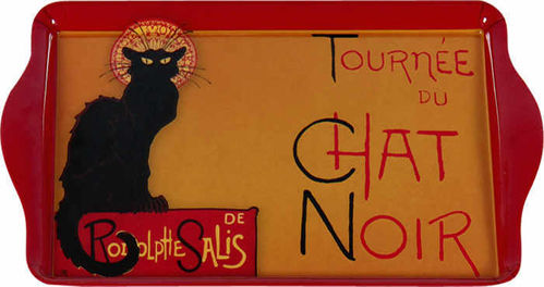 "Tablett ""Chat Noir"""