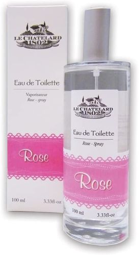 Eau de Toilette 100ml  ROSE Le Chatelard ++AKTIONSPREIS++